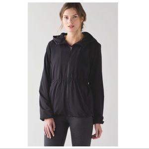 Lululemon Belle Jacket Black Swift Light 6